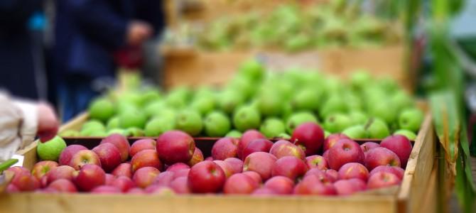 Apfelfest. Riesiger Erfolg für Vorst aktiv