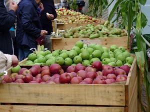 Wochenmarkt @ Marktplatz | Tönisvorst | Nordrhein-Westfalen | Deutschland